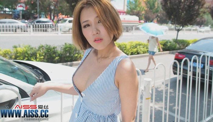 [AISS爱丝]HD高清视频 2016.05.21 F6H05 纪梵希之梦一线无档[1V/491M]